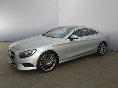 gebraucht Mercedes S500 4MATIC Coupe Aut.