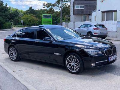 gebraucht BMW 730L 7er-Reihe Diesel F02 * Anhängerkupplung *.