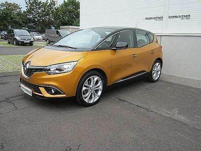 gebraucht Renault Scénic Energy dCi 110 EDC Intens Kombi / Family Van,