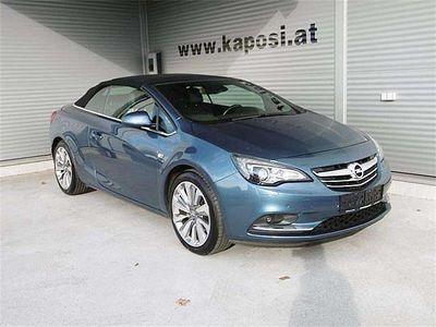 gebraucht Opel Cascada 1,4 Turbo Ecoflex Cosmo Start/Stop System Cabrio / Roadster