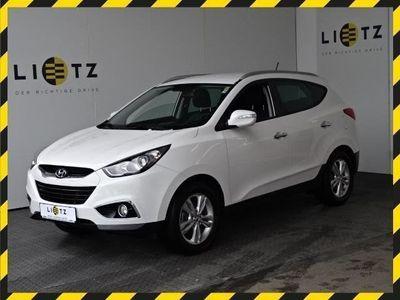 gebraucht Hyundai ix35 2,0 CRDi Premium 2WD