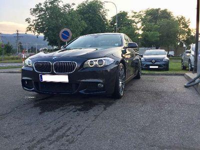 gebraucht BMW 520 5er-Reihe Diesel (F10) * NAVI GROß * KAMERA * BI-X