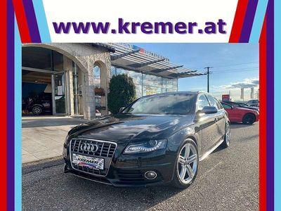 gebraucht Audi A4 S4 Avant 3,0 TFSI quattro S-tronic/B&O/PANO/ACC... Kombi / Family Van