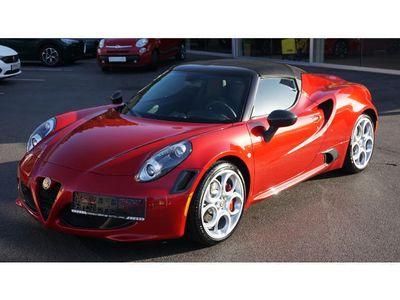 gebraucht Alfa Romeo 4C Spider Cabrio / Roadster
