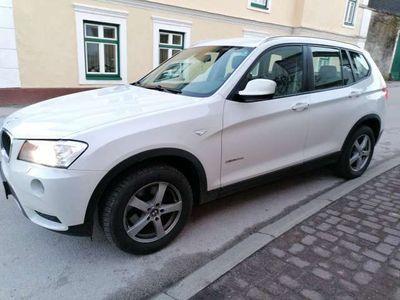 gebraucht BMW X3 X3xDrive20d Österreich-Paket SUV / Geländewagen