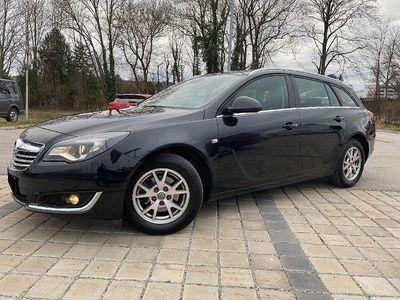gebraucht Opel Insignia ST 2,0 CDTI Ecotec Aut.*Sofortkredit*neu überprüft*Navi*Bluetooth*Tempomat*PDC* Kombi / Family Van