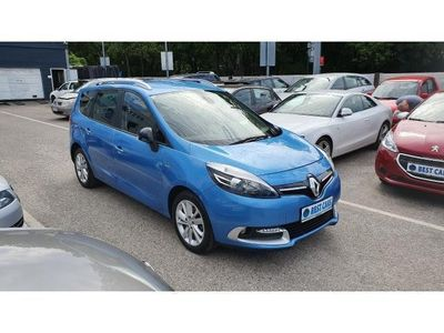 used Renault Grand Scénic Energy dCi 130 Euro 6 Limited Kombi / Family Van,