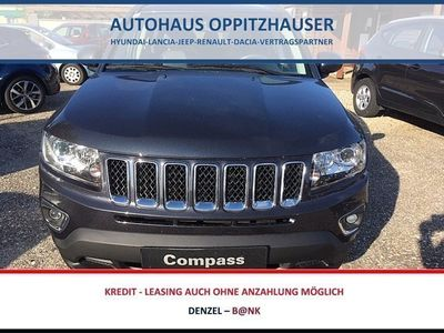 used Jeep Compass 2,2 CRD Sport 2WD