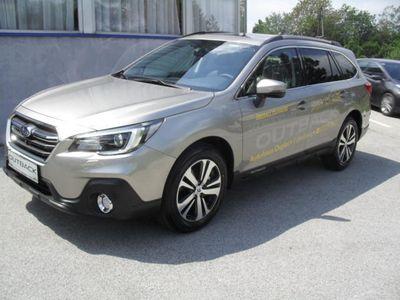 gebraucht Subaru Outback 2,5i Premium AWD CVT incl. Anhängekupplung