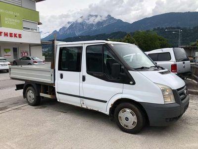 gebraucht Ford Transit Pritsche 2.2 TDCI / Doppelkabine / Diesel / Euro 4