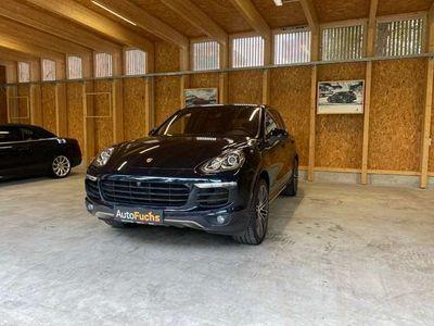 gebraucht Porsche Cayenne S Diesel 4,2 Aut.