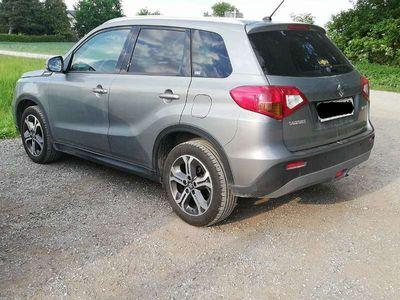 gebraucht Suzuki Vitara 1.6 VVT GLX Flash SUV / Geländewagen