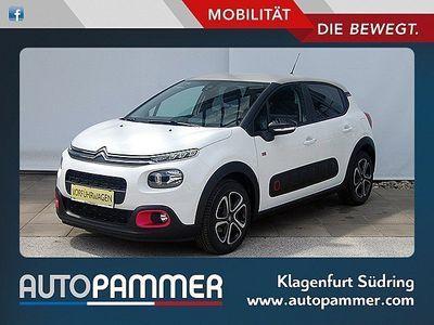 brugt Citroën C3 PureTech82 5-Gang-Manuell Feel Limousine,