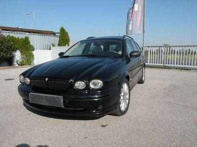 gebraucht Jaguar X-type 2,0 Executive Estate Ds.