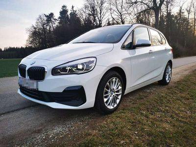 gebraucht BMW 218 Active Tourer 2er-Reihe xd xDrive (F45) LED Navi SHZ Limousine