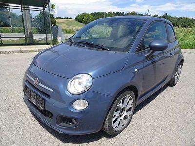gebraucht Fiat 500S 500 1,2Dualogic