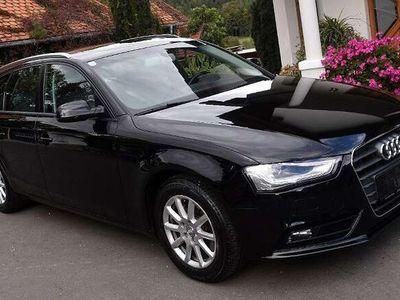 gebraucht Audi A4 Avant SKY 2,0 TDI Aut.*TOP AUSSTATTUNG* Kombi / Family Van
