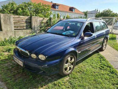 gebraucht Jaguar X-type Estate 2.0 Diesel