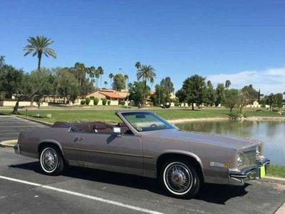 gebraucht Cadillac Eldorado Convertible