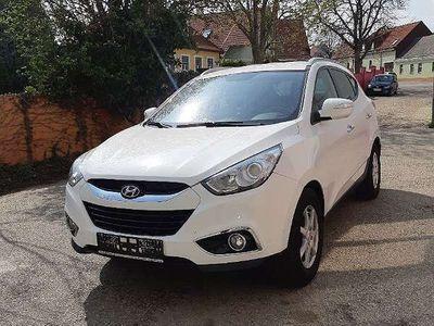 gebraucht Hyundai ix35 2,0 CRDi Premium 4WD DPF Aut. SUV / Geländewagen