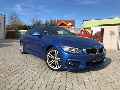 gebraucht BMW 428 4er-Reihe i Coupe Aut. Sportwagen / Coupé