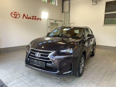 gebraucht Lexus NX300h Limited Hybrid