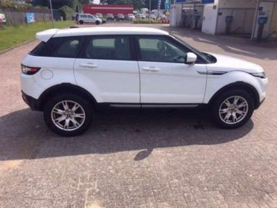 gebraucht Land Rover Range Rover evoque Pure 2,2 SD4 Aut.