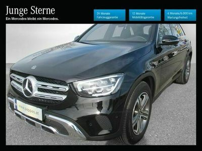 gebraucht Mercedes GLC220 d 4MATIC Aut. NP 63.000,-- *Exclusive Interieur, *