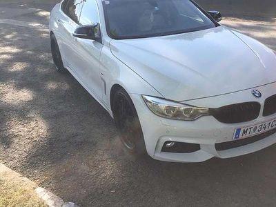 gebraucht BMW 418 4er-ReiheLimousine
