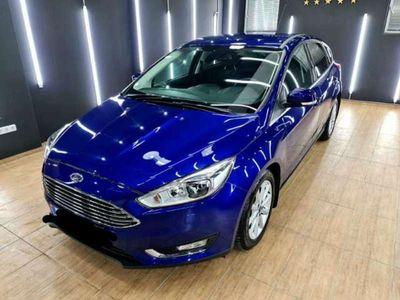 gebraucht Ford Focus Titanium 1.6/85 Limousine