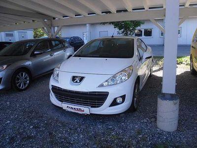 gebraucht Peugeot 207 CC Active 1,6 VTi 16V