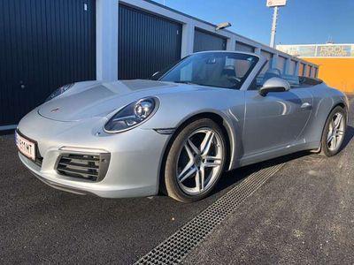 gebraucht Porsche 911 Carrera Cabriolet 991 PDK