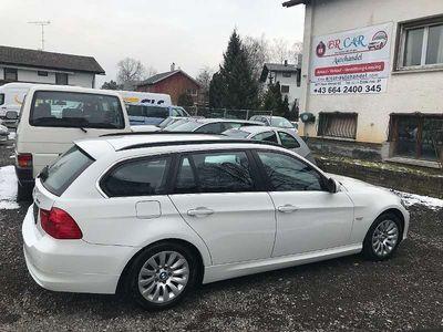 gebraucht BMW 318 3er-Reihe d Fleet Touring Österreich-Paket Kombi / Family Van,