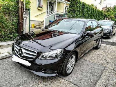gebraucht Mercedes E250 E-KlasseCDI 4MATIC Avantgarde A-Edition Aut. Limousine