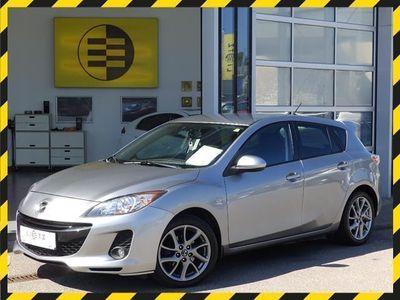 gebraucht Mazda 3 Sport 1,6i Takumi II Navi, 105 PS, 5 Türen, Schaltgetriebe