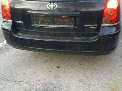 gebraucht Toyota Avensis 2.0 D-4D Kombi / Family Van