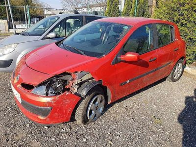 usata Renault Clio Expression 1,5 dCi Klein-/ Kompaktwagen,