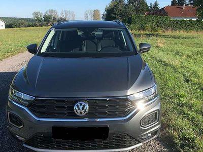gebraucht VW T-Roc 2,0 TDI SCR 4Motion Design SUV / Geländewagen,