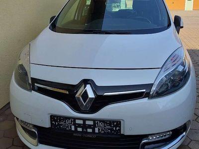 gebraucht Renault Scénic Dynamique Energy dCI Kombi / Family Van