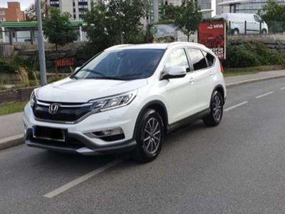 gebraucht Honda CR-V 1,6i-DTEC Elegance plus