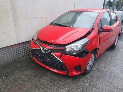 gebraucht Toyota Yaris 1,0 5-TG. ACTIVE