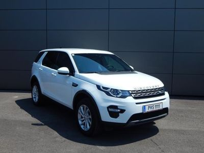 used Land Rover Discovery Sport LR 2,0D AWD SE