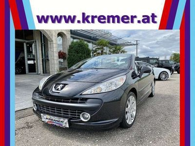gebraucht Peugeot 207 CC Active 1,6 16V THP
