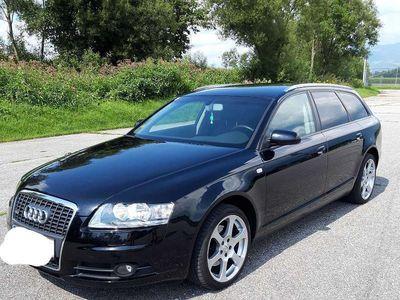 gebraucht Audi A6 2,4 Kombi / Family Van
