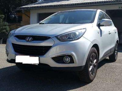 gebraucht Hyundai ix35 1.7 CRDI SUV / Geländewagen