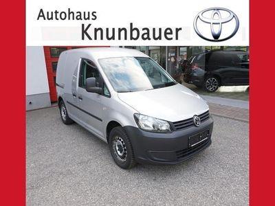 gebraucht VW Caddy 1,6TDI Klima/PDC/NAVI 7.490 NETTO