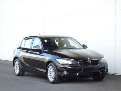 brugt BMW 118 d xDrive F20