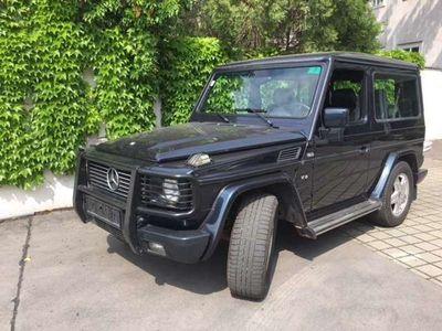 gebraucht Mercedes G500 G500/3 Station Wagen 2400 mm