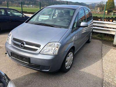 gebraucht Opel Meriva 1.6 Klein-/ Kompaktwagen,