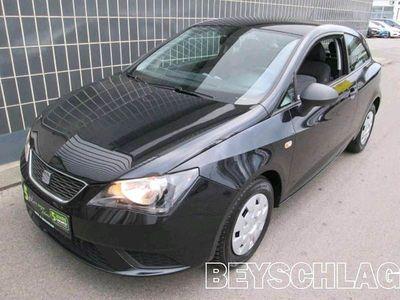 gebraucht Seat Ibiza SC Ibiza SportCoupé Chili 1,2, 60 PS, 3 Türen, Schaltgetriebe